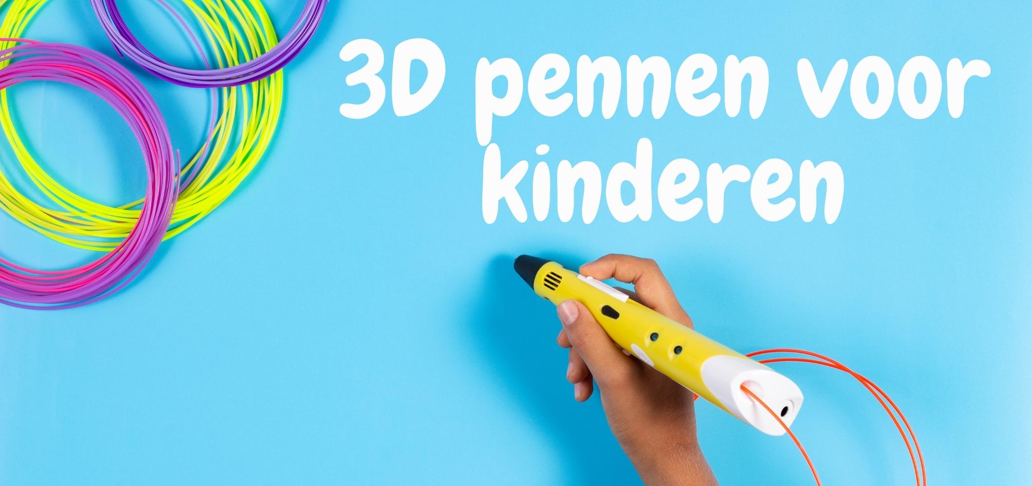 3d pen voor kinderen